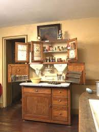 Best Hoosier Cabinet Images On Pinterest Hoosier Cabinet - Single kitchen cabinet