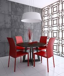 leave a trail of dazzling red decor in your home satorie