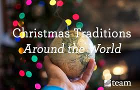 yule cats and 8 other global traditions team