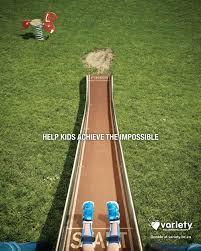 variety children u0027s charity slide stairs bus adeevee