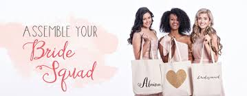 wedding bags wedding bags bachelorette party bridesmaid and personalized gifts