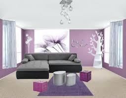 chambre violette et grise deco violette chambre mauve et gris d co salon gris et mauve