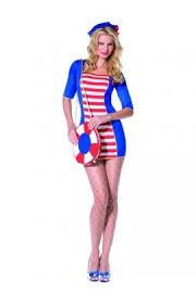 ladies nautical fancy dress costumes from cheapest fancy dress