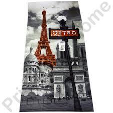 Eiffel Tower Bedroom Curtains Paris Bedding Single Duvet Cover Sets City Landmarks Eiffel Tower
