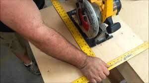convert circular saw to table saw build a table saw in 10 minutes youtube