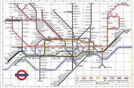 Boston United Kingdom Google Map by London Underground Geographically Accurate Map Obtained By