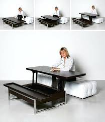 Adjustable Coffee Dining Table Coffee To Dining Table Capsuling Me