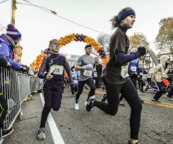 runners hit the road in thanksgiving traditions new jersey herald