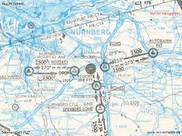 Autobahn Germany Map by Feucht Army Airfield Military Airfield Directory