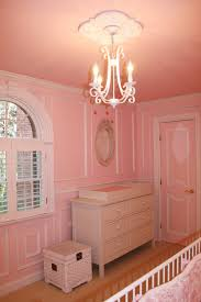 Jack And Jill Interiors Pink Toile Shabby Chic Nursery Project Nursery