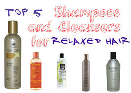best leave in conditioner for relaxed hair top 5 shoos and cleansers for relaxed hair how to make your