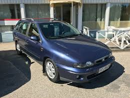fiat marea 1 6 elx collega weekend 5d station wagon 1999 used