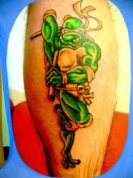 ninja turtle tattoo by toast79 on deviantart