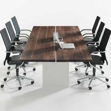 Small Meeting Table Reclaimed Wood Always Looks Good But It U0027s Also Super Functional