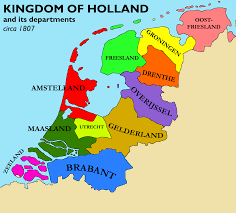 Map Of Holland Kingdom Of Holland By Nintenpug On Deviantart