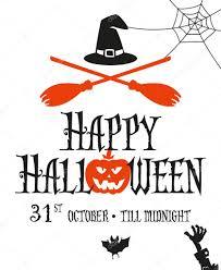 Halloween Card Invitation Halloween Card Invitation U2014 Stock Vector Nevada31 82957240