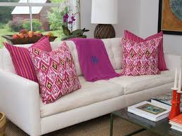 Sectional Sofa Pillows Decoration Design Of Pillow With Cozy Decor Ideas Throw Pillows