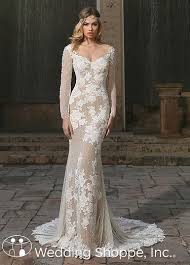 justin bridal justin sleeve beaded 10518 wedding dress