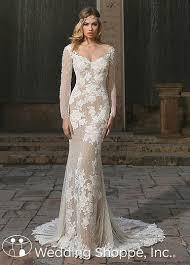 justin bridal justin sleeve beaded 10518 wedding dress