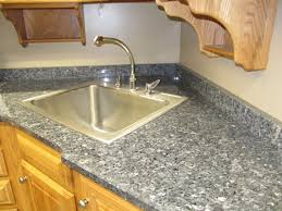 How To Paint Faux Granite - nelson faux granite countertop paint kit water based blue