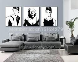 marilyn monroe home decor marilyn monroe home decorations romantic canvas painting sexy home