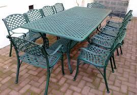 Homecrest Vintage Patio Furniture - cast iron patio furniture for sale in cape town western cape cast