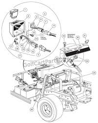 golf cart wiring diagram switch star wye delta connection diagram