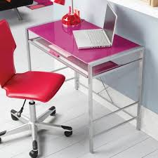 Walmart Mainstays Computer Desk Mainstays Glass Top Desk Multiple Colors Walmart Com