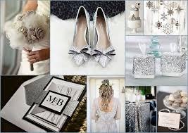 wedding ideas for winter silver winter wedding ideas hotref gifts