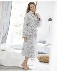 robe de chambre damart robe de chambre femme peignoir femme robe de chambre jersey damart