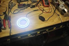 best led ring light my garage workshop cheap diy camera led ring light
