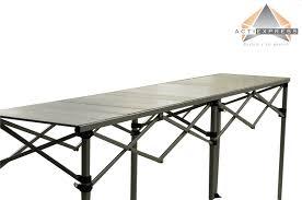 Adjustable Height Folding Table Adjustable Height Folding Table With 2 85m X 58cm Foldable