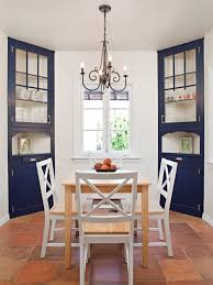 mediterranean small corner hutch dining room best cross back chair