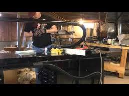 Sawstop Industrial Cabinet Saw Sawstop Industrial Youtube