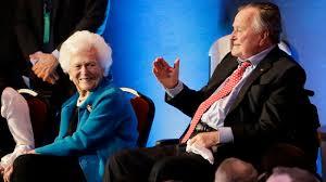 George W Bush Birth George H W Bush Now In Icu Barbara Bush Also Hospitalized