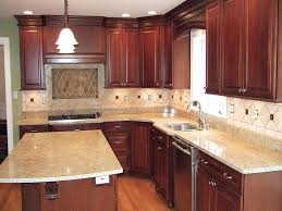 Design Ideas For Small Kitchen Kitchen Cabinets Best Small Kitchen Decorating Ideas On A