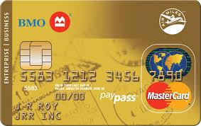 No Credit Business Credit Card Business Credit Cards Bmo Gold Air Miles Bmo Bank Of Montreal