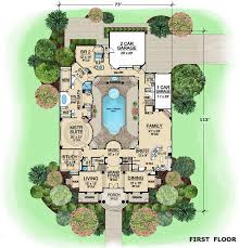 luxury home plans with pools luxury house plans with indoor pool small india mansion 8 bedrooms