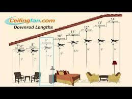 4 inch ceiling fan downrod 8 ft ceiling fan downrod theteenline org