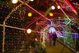 botanical gardens fort bragg ca festival of lights 10 gardens that glitter with holiday lights garden destinations