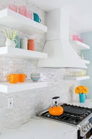 kitchen room design scenic creamy subway tile backsplash kitchen
