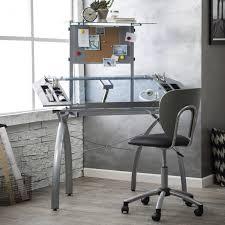 alvin craftmaster ii glass top art u0026 drawing drafting table