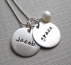 Mothers Necklace With Initials 202 Best Mommy Necklaces Images On Pinterest Mommy Necklace