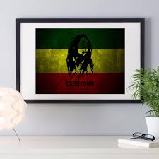online get cheap flag posters aliexpress com alibaba group bob marley flag vintage modern poster art wall pictures silk fabric printed painting room decoration home decor no frame