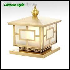 best wholesale wecus european copper outdoor lights american