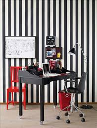 some fun modern home office ideas home office with black white