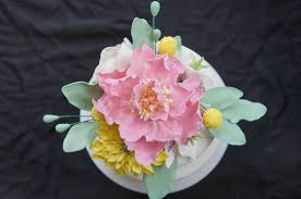 flower cakes flour power tips for arranging sugar flowers on cakes