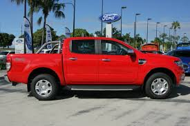 ranger ford 2017 2017 ford ranger race red sports automatic 2 900km qld