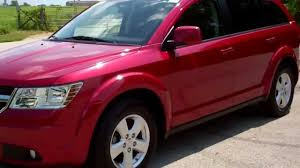 Dodge Journey Seating - sold 4d386a 2010 dodge journey sxt fwd third row seats v6 www