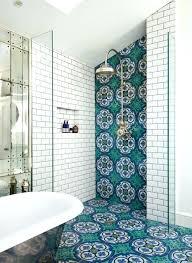 unique bathroom tile ideas bathroom tile ideas to inspire you best design blue tiles and